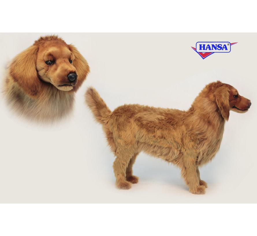 Knuffel Stoel Hond Golden Retriever