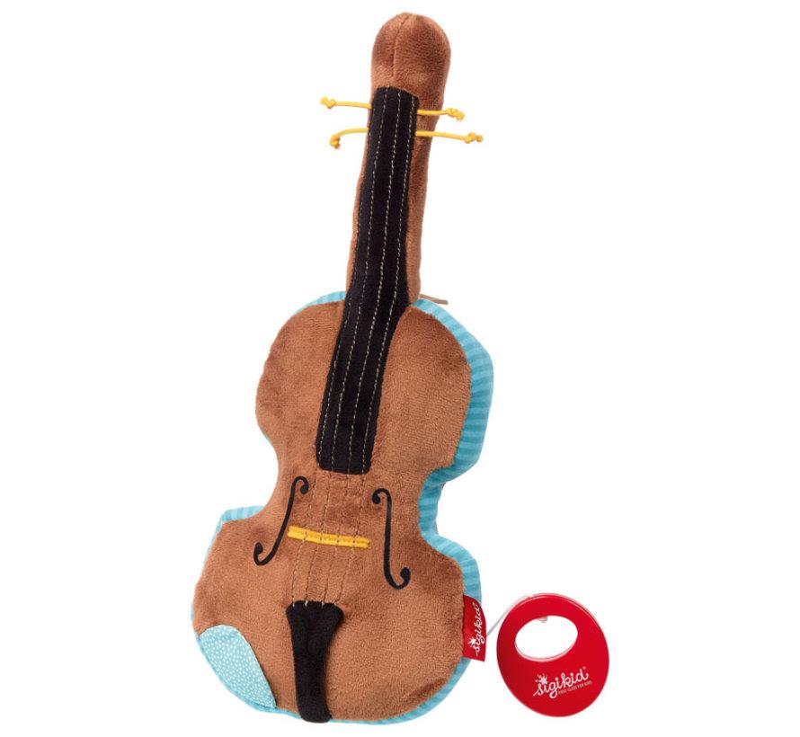 Muziekknuffel Viool