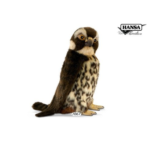 Hansa Cuddly Animal Falcon