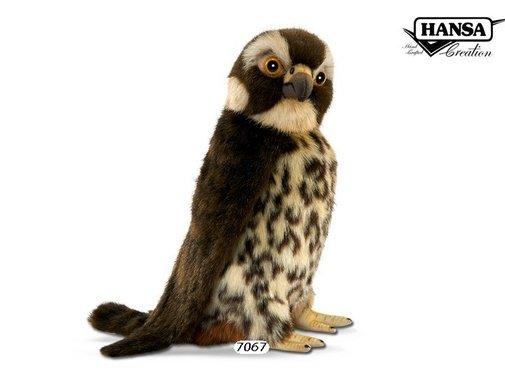 Hansa Cuddly Animal Falcon