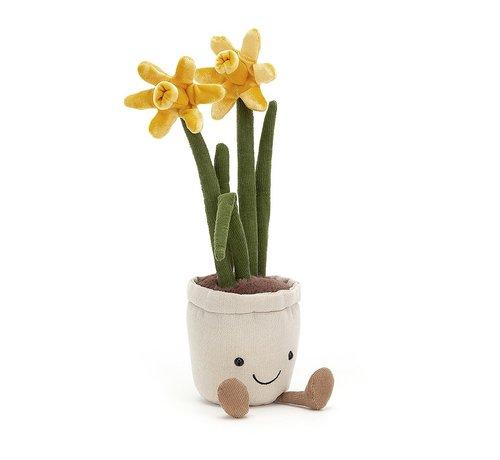Jellycat Knuffel Plant Narcis Amuseable Daffodil