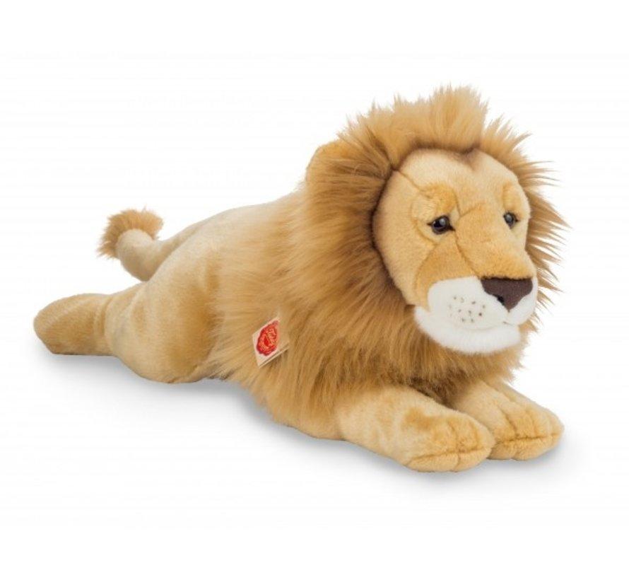 Knuffel Leeuw Liggend 55 cm