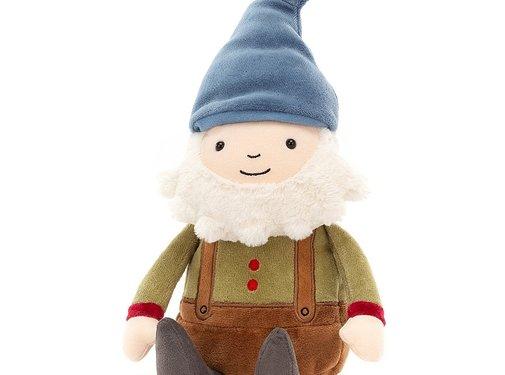 Jellycat Soft Toy Jolly Gnome Joe