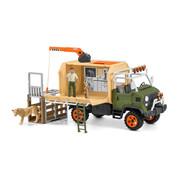 Schleich Animal rescue large truck 42475