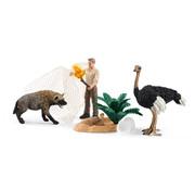 Schleich Vangen van de Hyena 42504