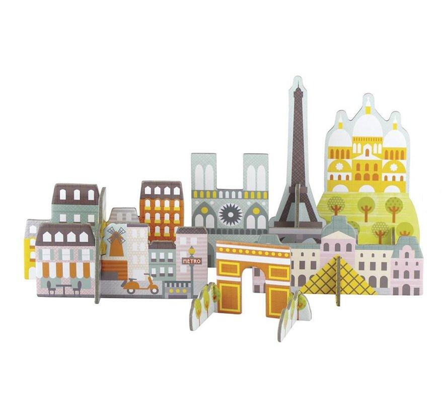 Pop-Out 3D Parijs