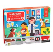 Petit Collage Magnetic Play Pet Hospital