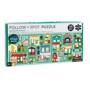 Petit Collage Puzzle Around Town