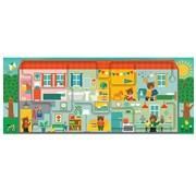 Petit Collage Puzzle House