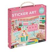 Petit Collage Sticker Art Snoepwinkel