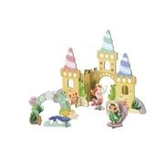 Petit Collage Pop-Out 3D Zeemeerminnen