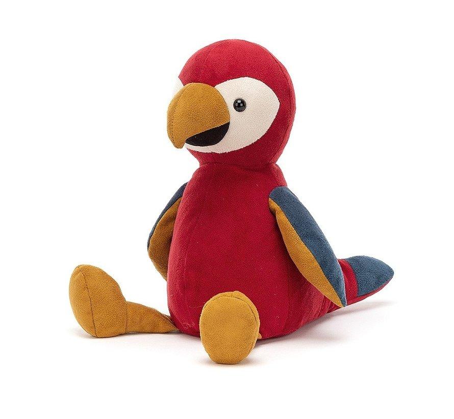 Knuffel Papegaai Belby Parrot
