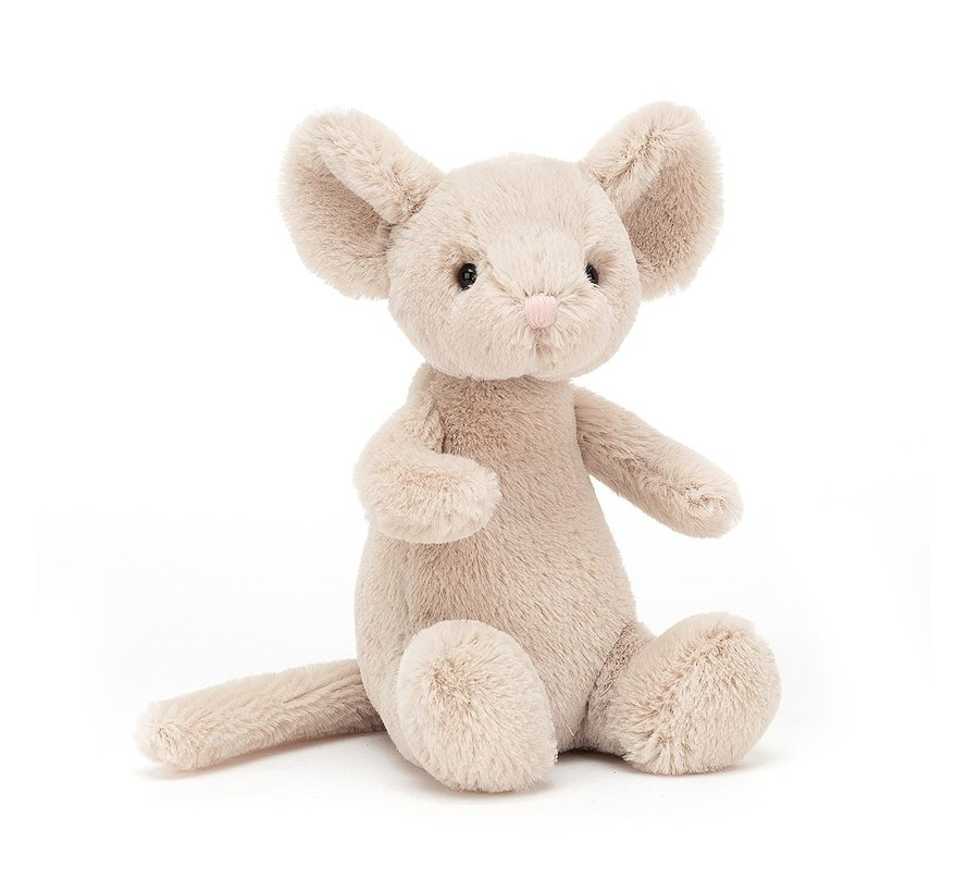 Knuffel Muis Pipsy Mouse