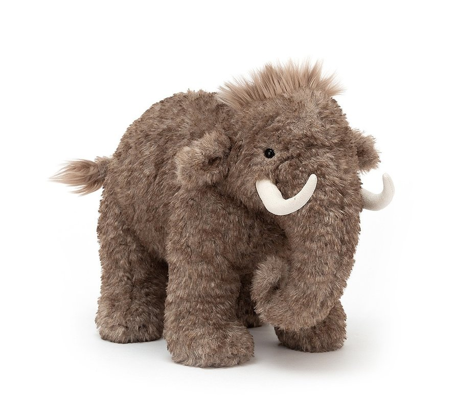 Knuffel Mammoet Cassius Woolly Mammoth