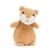 Jellycat Knuffel Hamster Happy Cinnamon