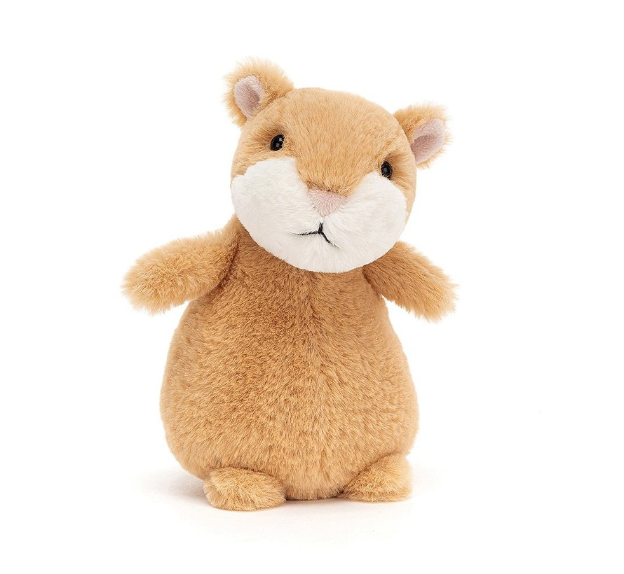 Knuffel Hamster Happy Cinnamon