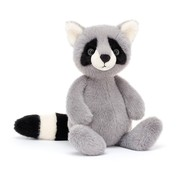 Jellycat Knuffel Wasbeer Whispit Raccoon
