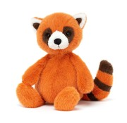 Jellycat Knuffel Pandabeer Whispit Red Panda