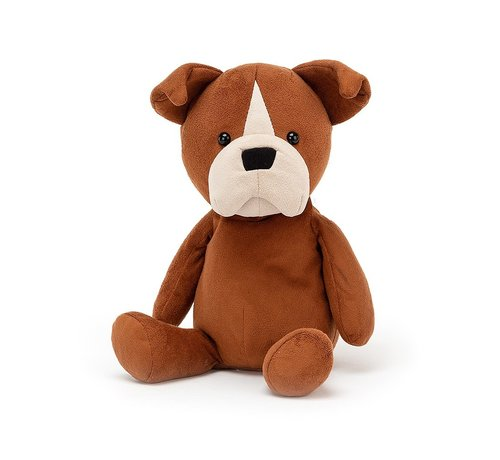 Jellycat Knuffel Hond Bruno Boxer
