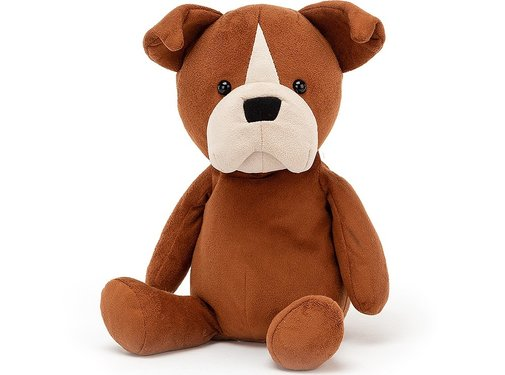 Jellycat Knuffel Hond Bruno Boxer