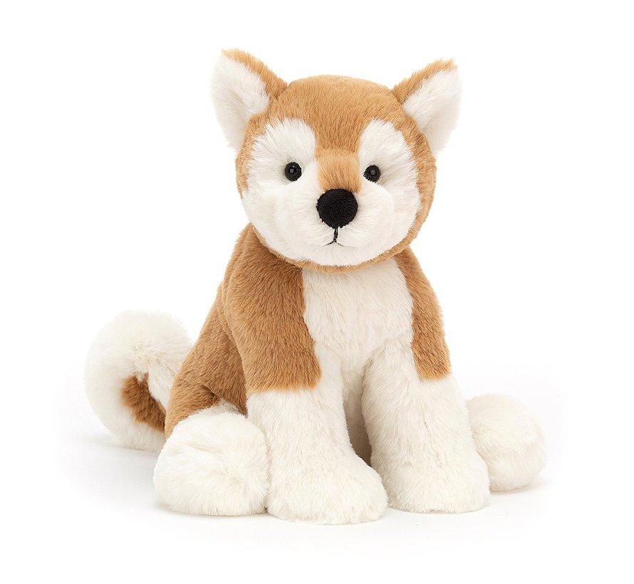 Knuffel Hond Milo Shiba Inu