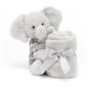 Jellycat Knuffeldoek Olifant Bedtime Elephant Soother