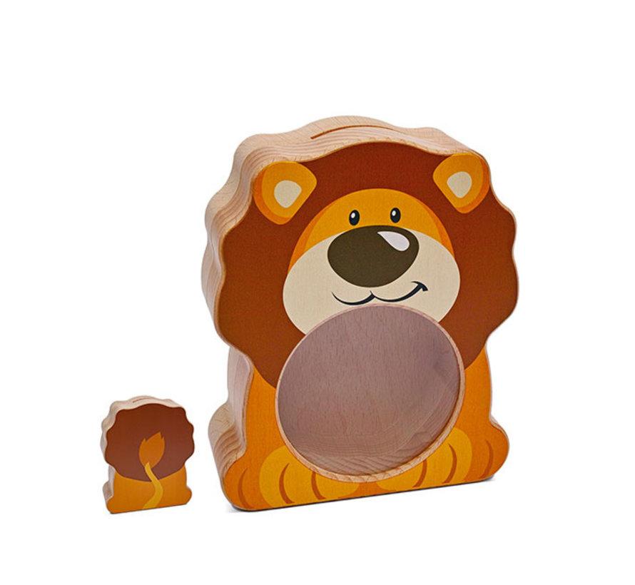 Spaarpot Leeuw Simba