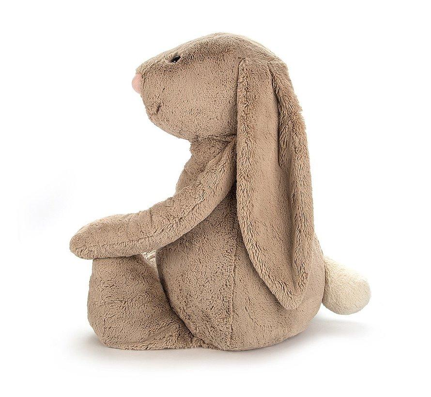Bashful Beige Bunny Very Big