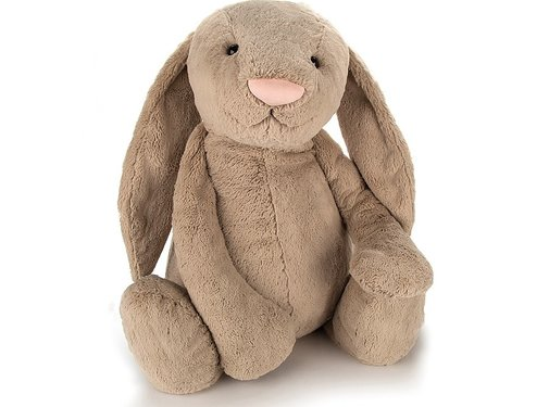 Jellycat Knuffel Konijn Bashful Beige Bunny Very Big