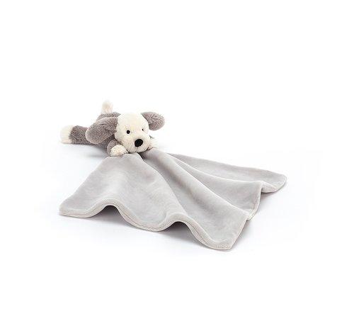 Jellycat Knuffeldoek Hond Shooshu Puppy Soother