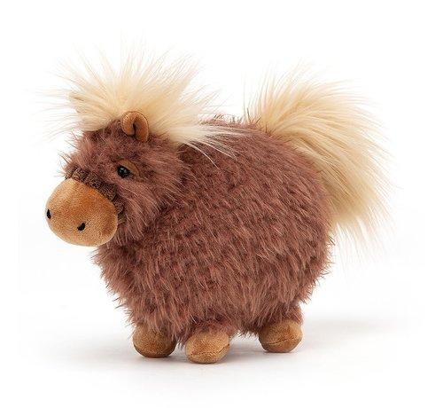 Jellycat Knuffel Paard Rolbie Pony