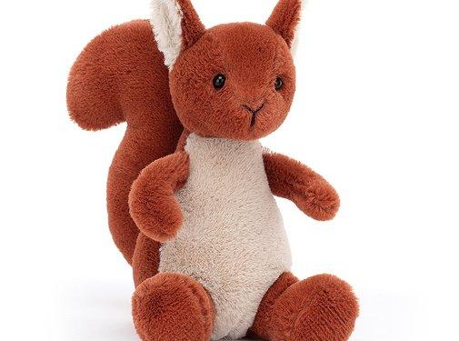 Jellycat Knuffel Eekhoorn Pipsy Squirrel