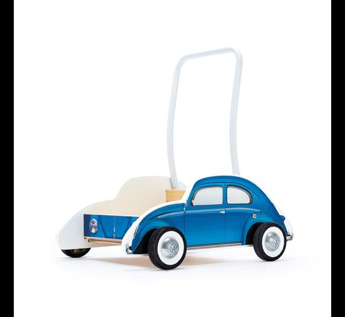 Hape Loopwagen VW Kever Blauw