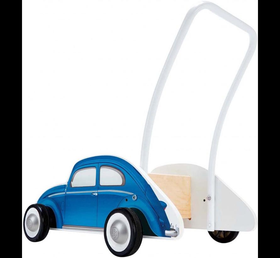 Loopwagen VW Kever Blauw
