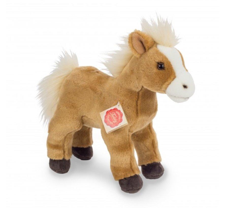 Knuffel Paard Staand 25 cm
