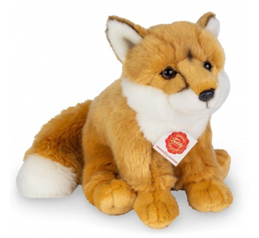 Stuffed Animal Fox Light Brown