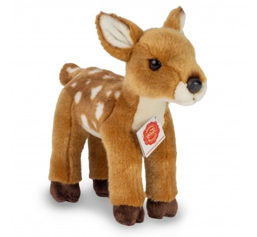 Knuffel Bambi Ree Staand