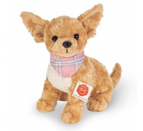 Hermann Teddy Knuffel Hond Chihuahua