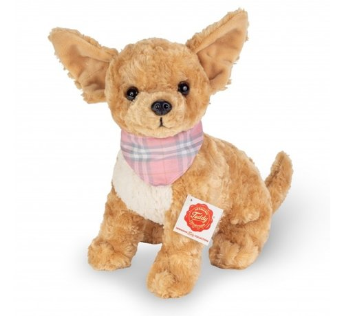Hermann Teddy Stuffed Animal Dog Chihuahua