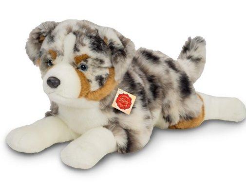 Hermann Teddy Stuffed Animal Dog Australian Shepherd