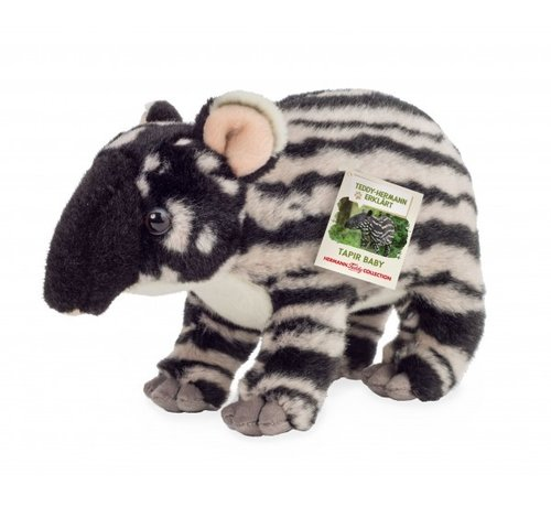 Hermann Teddy Knuffel Tapir Baby