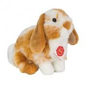 Hermann Teddy Stuffed Animal Hare Sitting Brown
