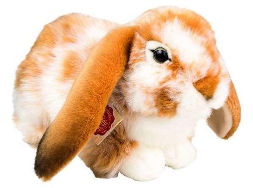 Hermann Teddy Stuffed Animal Rabbit Brown White