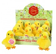 Hermann Teddy Stuffed Animal Chick with Sound