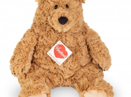 Hermann Teddy Stuffed Animal Brown Bear Hector