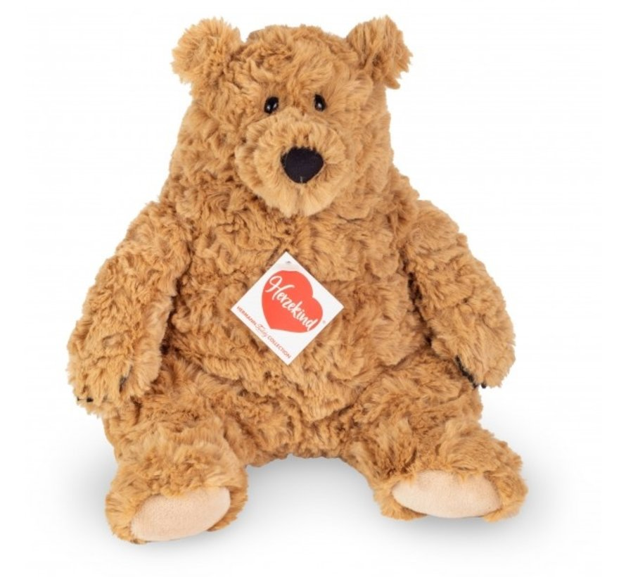 Stuffed Animal Brown Bear Hector