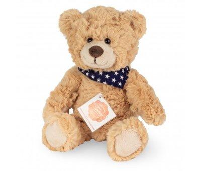 Hermann Teddy Stuffed Animal Teddy 23 cm Beige or Brown