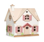 tender leaf toys Poppenhuis Cottontail Cottage