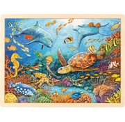GOKI Puzzle Great Barrier Reef 96-pcs