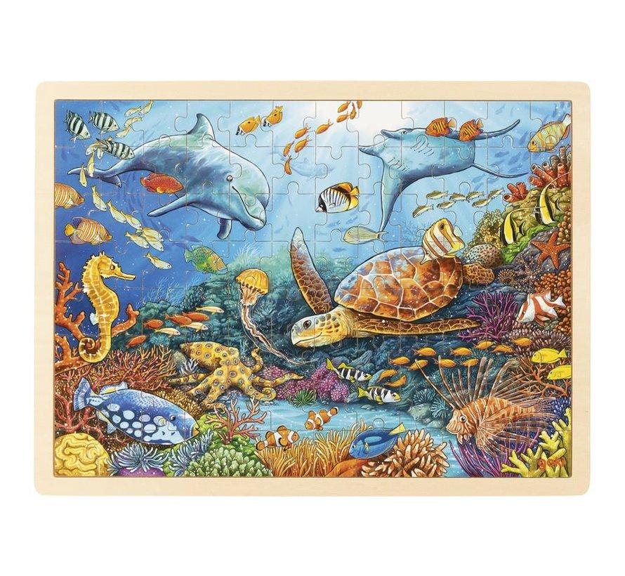 Puzzel Great Barrier Reef